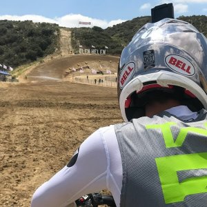 Bradley Taft Glen Helen Track Preview
