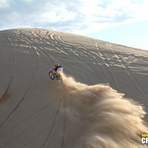 AJ Waggoner punishing Glamis