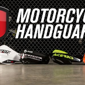 Top 5 Motorcycle Handguards