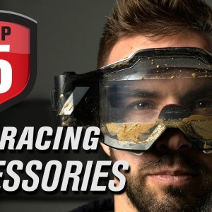 Top 5 Mud Motorcycle Racing Accessories | 2017