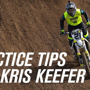 Top 5 Motocross Practice Tips with Kris Keefer