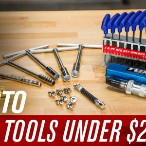 Top 5 Motorcycle Shop Tools Under $20