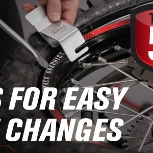 Top 5 Tips For Easy Motorcycle Tire Changes