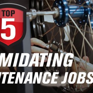 Top 5 Intimidating Dirt Bike Maintenance Jobs